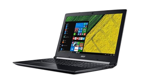 Esta mañana, en Mediamarkt, 200 euros de descuento para el Acer A715-71G-52XK de la gama Aspire 7