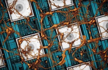 """Samsung propone """"copiar y pegar"""" datos de nuestro cerebro en chips de memoria: los fabricantes ya piensan en cómo usar la computación neuromórfica"""