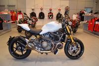 Presentación de la Ducati Monster 1200 (galería)