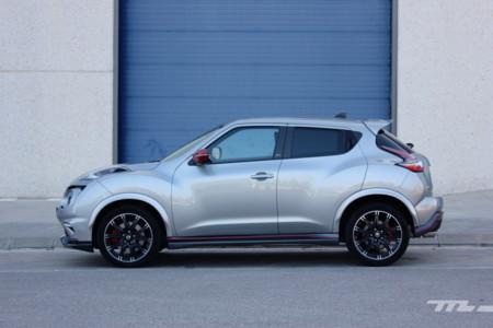 Nissan Juke Nismo Rs 2016 Prueba 100