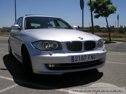 Prueba: BMW 120i 5p (parte 3)