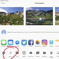 iOS 12 te permitirá compartir fotografías de tu carrete con un simple enlace