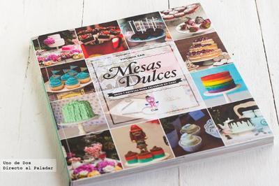Mesas dulces, de Virgina Sar. Libro