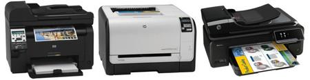 Impresoras con buzón de correo