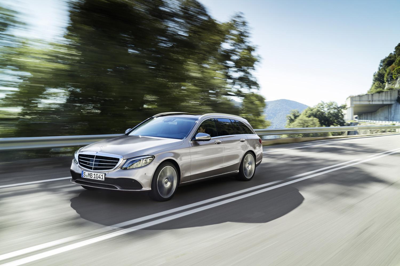 Foto de Mercedes-Benz Clase C 2018 (6/23)