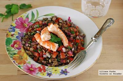 Cinco recetas ligeras y ricas en fibra, ideales para perder peso