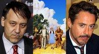 Sam Raimi y Robert Downey Jr. en la precuela en 3D de 'El mago de Oz'