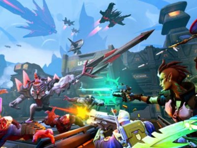 La beta de Battleborn ya se encuentra disponible en Xbox One y Steam