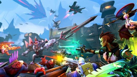 La beta de Battleborn ya se encuentra disponible en Xbox One y Steam