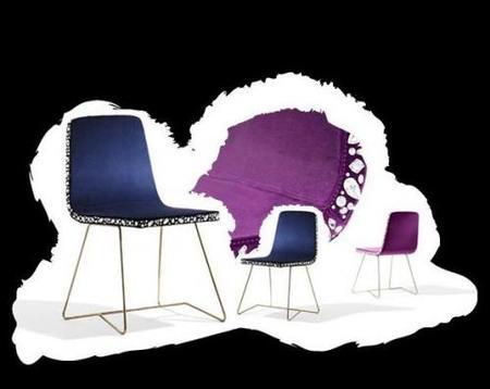 La silla We de Jordi Labanda con cristales Swarovski