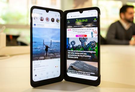 Cómo ganar un LG G8X ThinQ Dual Screen gratis con Xataka y Orange