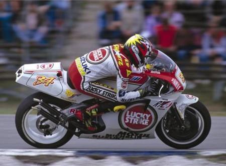Kevin Schwantz Lucky Strike Suzuki