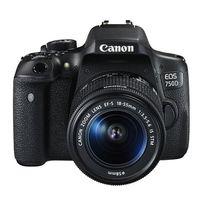 Más barata todavía: en eBay, tienes la Canon EOS 750D con objetivo 18-55 estabilizado por sólo 429,99 euros