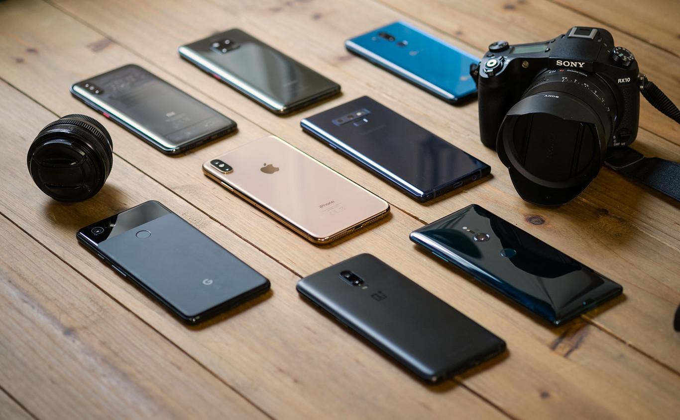 Comparativa fotográfica entre los grandes móviles de 2018: smartphones con una, dos y tres cámaras traseras, ¿quién es el ganador?