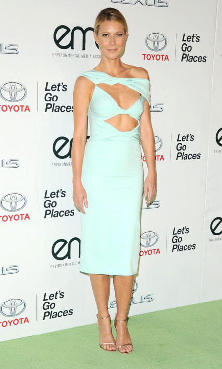 Gwyneth Paltrow Enviromental Media Awards Cushnie Et Ochs 2