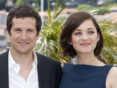 Guillaume Canet y Marion Cotillard, comedia y 'Rock 'n' Roll'