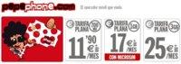 Pepephone completa su internet móvil con una nueva tarifa de 700MB por 11.90 euros/mes