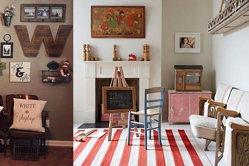 11 ideas para usar butacas de cine vintage para decorar en casa