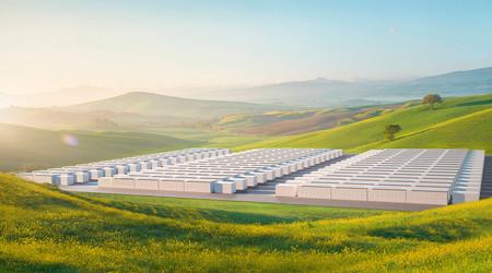 Tesla construirá una de las baterías más grandes del mundo en una central eléctrica que se alimentará de energía solar y eólica