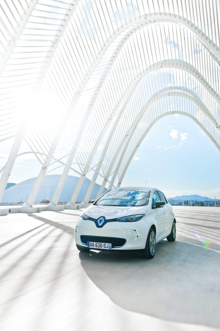 Foto de Renault ZOE (43/151)
