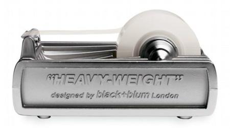 Heavy-Weight, un dispensador de cinta adhesiva de un kilo