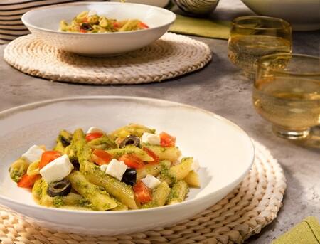 Las diferentes salsas para la ensalada de pasta
