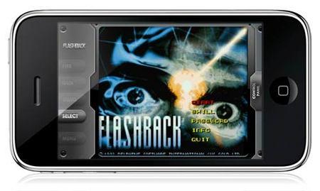 'FlashBack' llega al iPhone