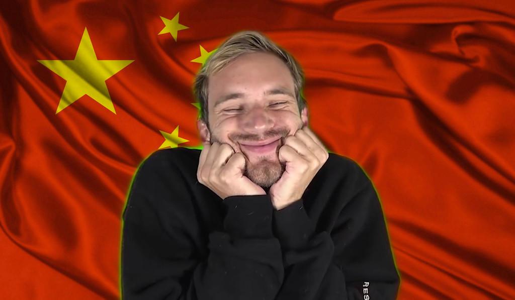 China prohíbe todo el contenido de PewDiePie tras hablar de las manifestaciones en Hong Kong y burlarse de su presidente