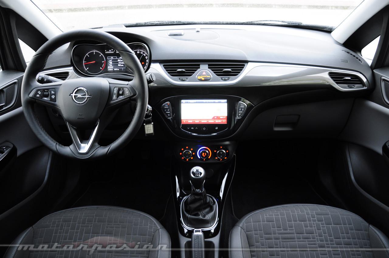 Foto de Prueba Opel Corsa (13/20)