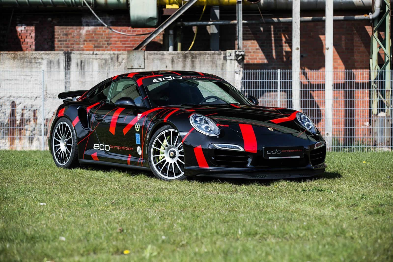 Foto de Edo Competition Porsche 911 Turbo S (1/15)