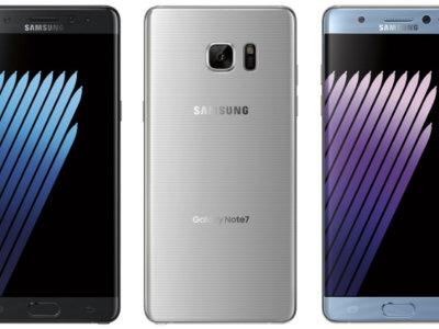 El Samsung Galaxy Note 7 llegará a Europa, pero te costará 849 euros