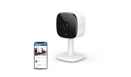 Esta cámara de vigilancia 2K compatible con Apple HomeKit es una de las más vendidas de Amazon y hoy la tienes por 29,99 euros