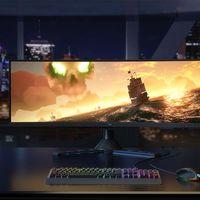 Lenovo presenta en el CES 2019 su nuevo monitor gaming de alta gama: el Lenovo Legion Y44w