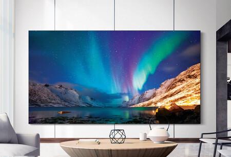 Los televisores MicroLED casi están aquí: Samsung lanzará sus primeros dispositivos para consumo durante el primer trimestre de 2021