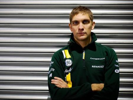 """Vitaly Petrov: """"decidiré yo mi propio futuro"""""""