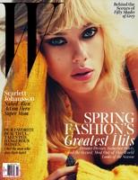 W Magazine:  Scarlett Johansson