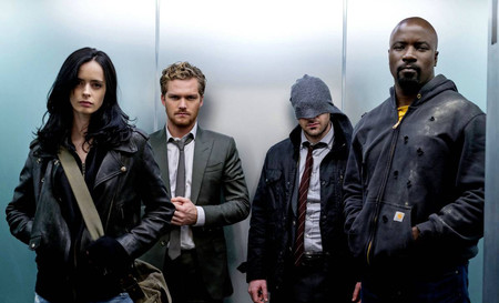The Defenders 1
