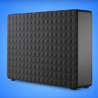 Disco duro externo Seagate 8 TB de oferta en Amazon México: respalda archivos importantes o instala más juegos por 3,268 pesoa