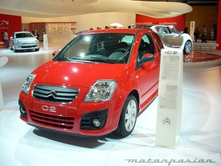 Citroën no asistirá al Salón del Automóvil de Barcelona
