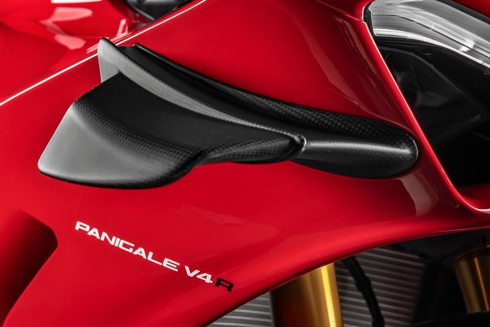 Foto de Ducati Panigale V4 R 2019 (74/87)