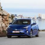 Toyota supera los 9 millones de híbridos vendidos en todo el mundo, y aspira a 15 millones en 2020