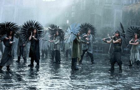 'Sombra': espectáculo y elegancia se dan la mano en esta inspirada épica de Zhang Yimou