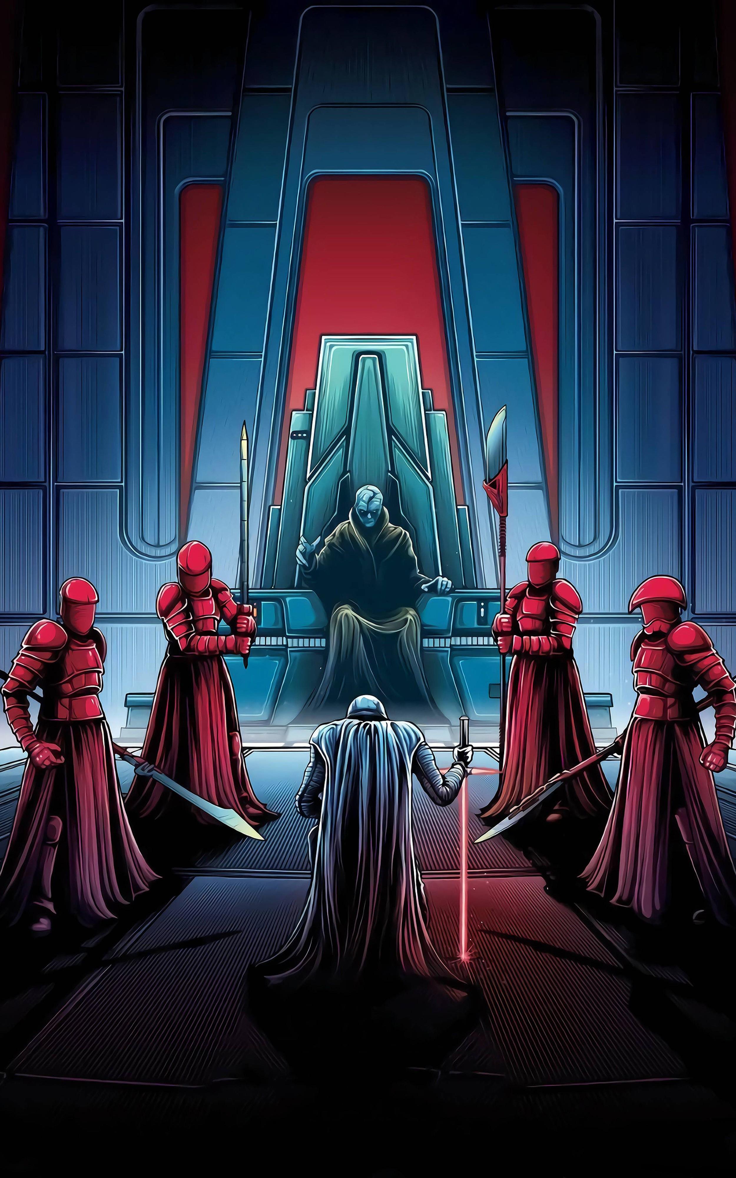 Foto de Fondos de pantalla de 'Star Wars' (10/13)