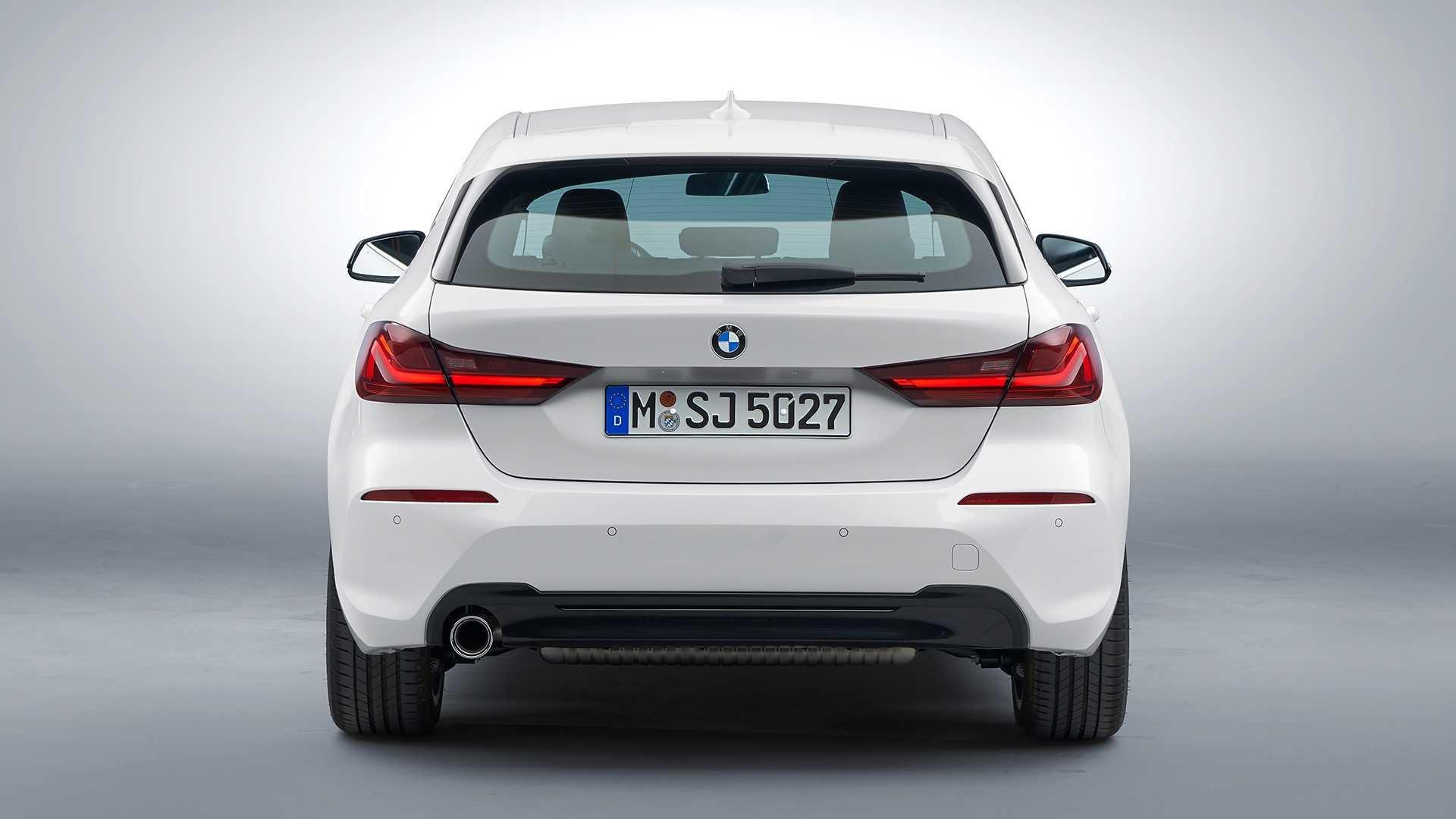 Foto de BMW Serie 1 2020 (52/66)