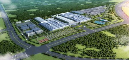 Lotus fábrica China