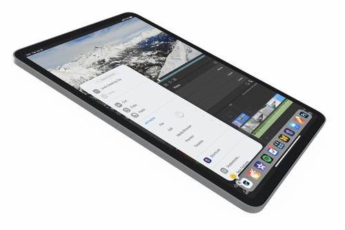 Un nuevo concepto explora la posibilidad de un menú contextual universal en iPadOS 14