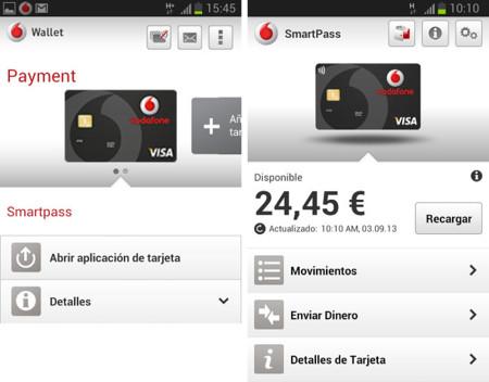 Vodafone Wallet permitirá pagar desde el móvil este otoño