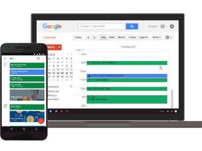 Los recordatorios de Google Calendar llegan a la versión web