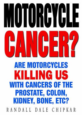 ¿Causan cáncer las motos? Lo que faltaba...