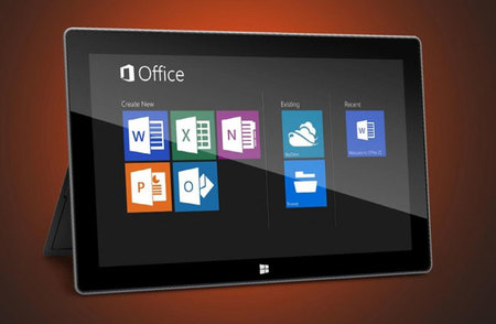 Office 2013 RT Preview será incluido en todos los dispositivos con Windows 8 RT